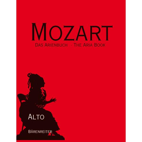 Mozart - The Aria Book - Alto