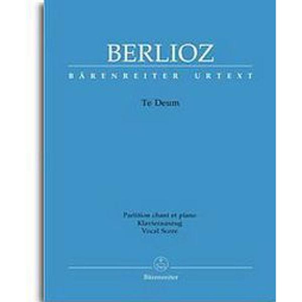 Berlioz - Te Deum - Vocal Score