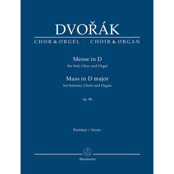 Dvorák - Messe in D - Op. 86