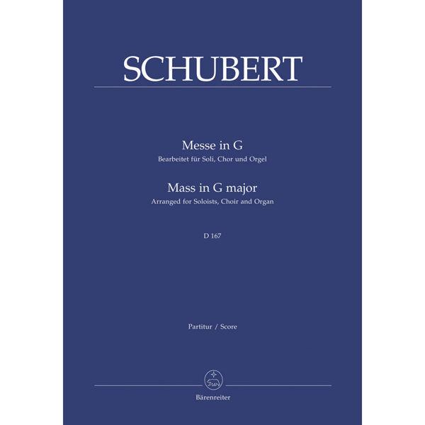Schubert - Mass in G major - D167