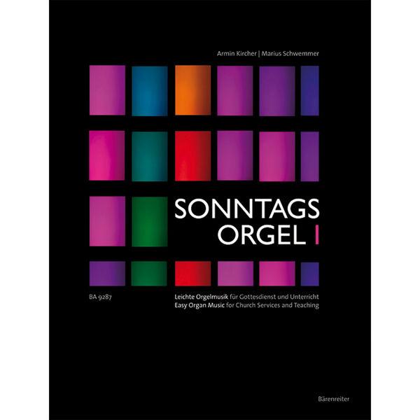 Sonntags Orgel 1 Easy Organ Music for Church