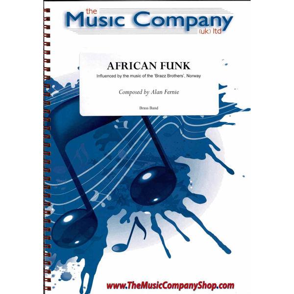 African Funk, Alan Fernie. Brass Band