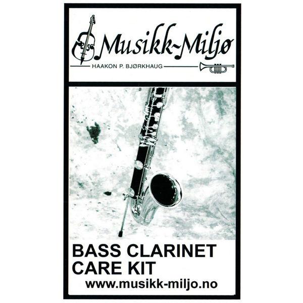 Rengjøringssett Bassklarinett Superslick Care Kit