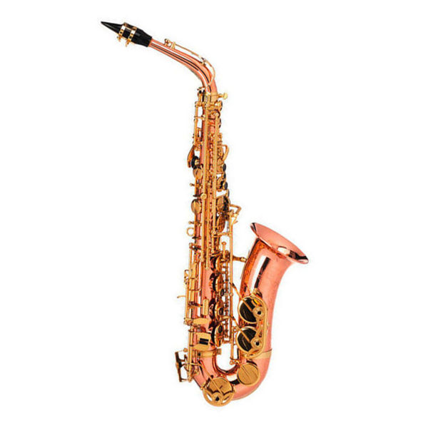 Altsaksofon Buffet Crampon Senzo Red Copper/Yellow Brass