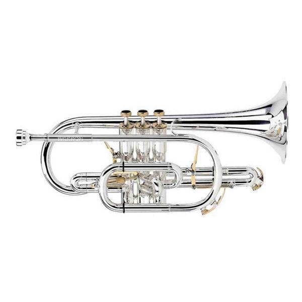 Kornett Besson 2028-2G-0 Prestige Sølv