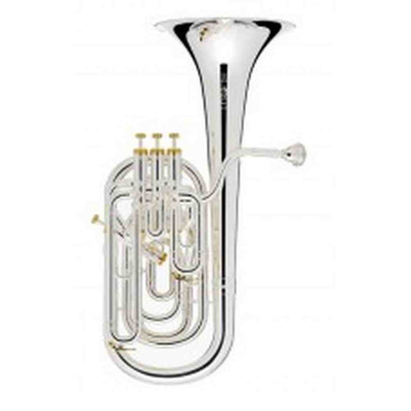 Baritone Besson 2056-2G-0 Prestige Sølv