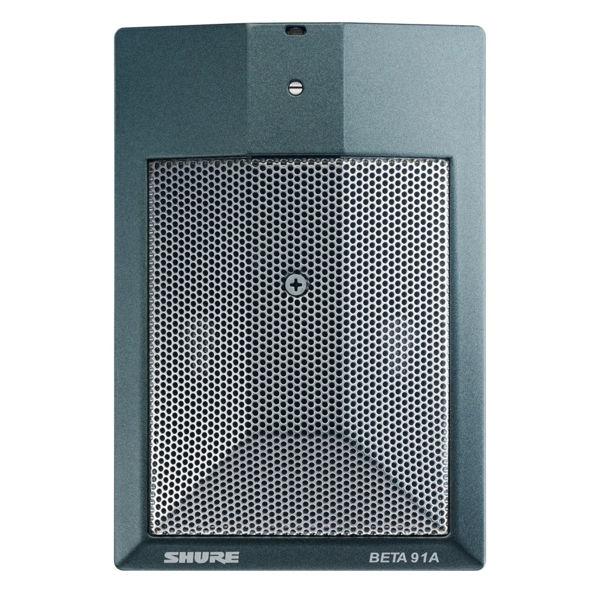 Mikrofon Shure BETA91A, Kick Drum, Condenser