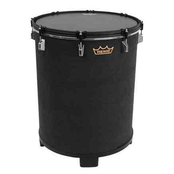 Bahia Bass Remo, BH-0016-BE, Tunable 16x21, Black