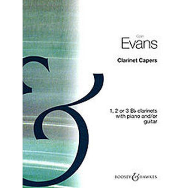 Clarinet Capers, Colin Evans.