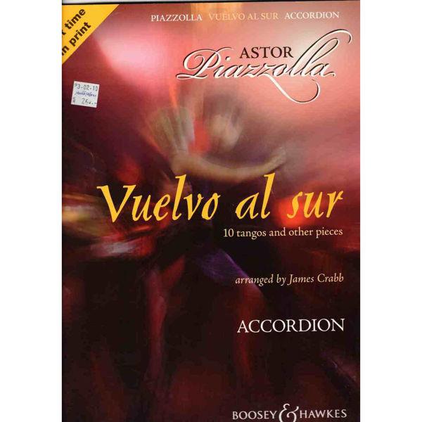 Vuelvo al sur - Astor Piazzolla, Accordion