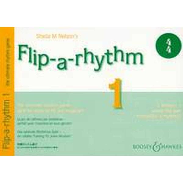 Flip-a-Rythm 1-2, Sheila M. Nelson