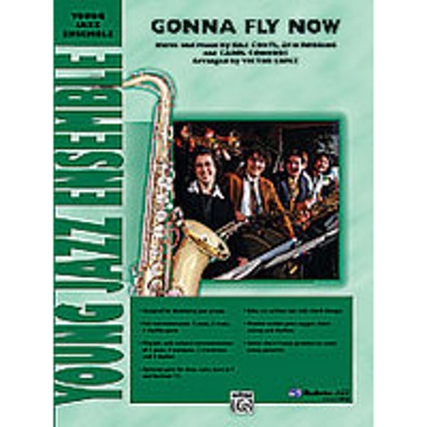 Gonna Fly Now! Bill Conti arr Victor Lopez, Jazz Ensemble