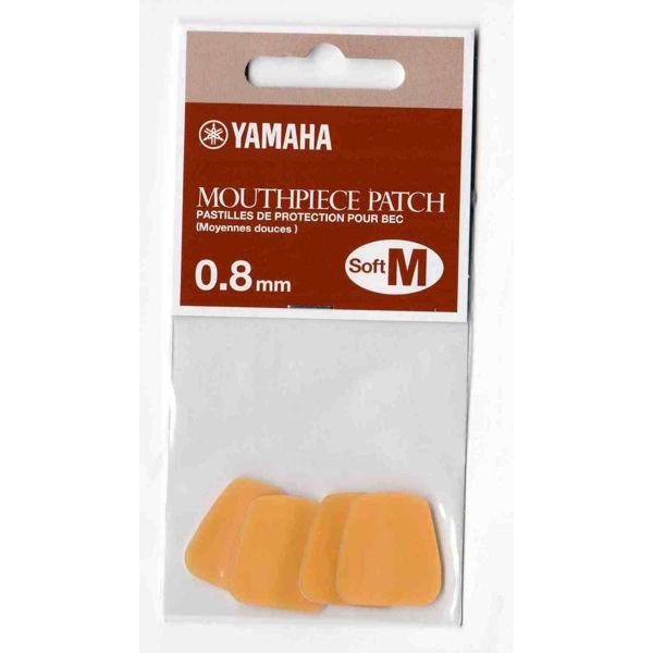 Munnstykkepatch 0,8mm Soft M Yamaha