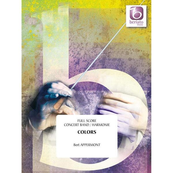 Colors, Trombone Soloist, Bert Appermont - Concert Band
