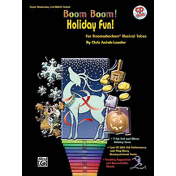 Holiday Fun! For Boomwhackers Musical Tubes