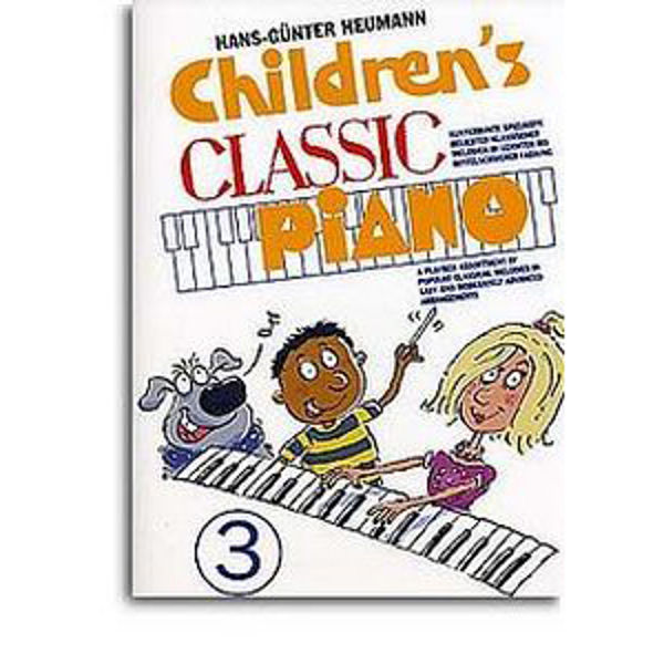 Children's Classic Piano Vol 3. Heumann