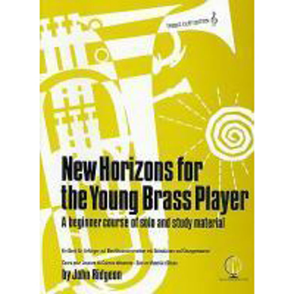 New Horizons Young Brass Player TC, Brass tutor