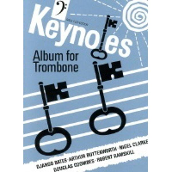 Keynotes Album for Trombone BC, Trombone/Piano