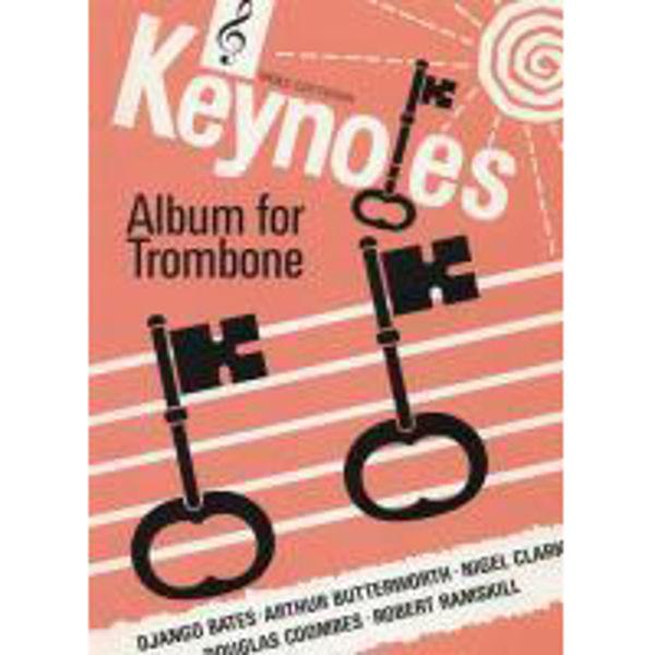 Keynotes Album for Trombone TC, Trombone/Piano