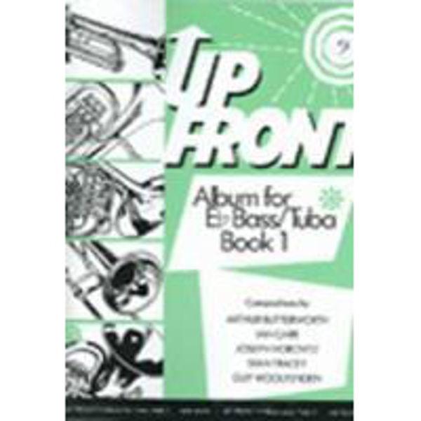 Up Front Album Book1 BC, Tuba/Piano