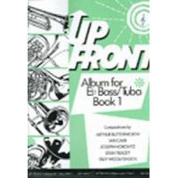 Up Front Album Book 1 TC, Eb Tuba/Piano