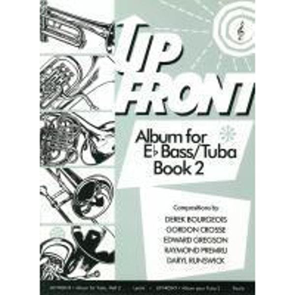 Up Front Album Book 2 BC, Tuba/Piano