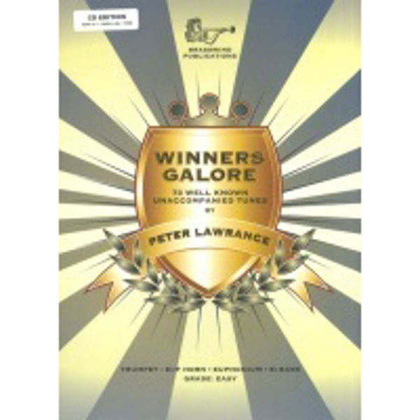 Winners Galore TC, Tuba med CD