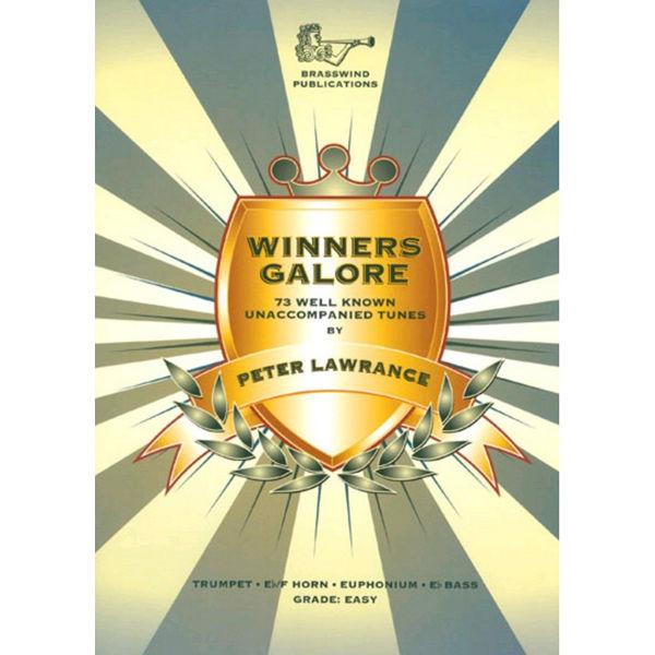 Winners Galore TC, Trumpet/Euphonium med CD