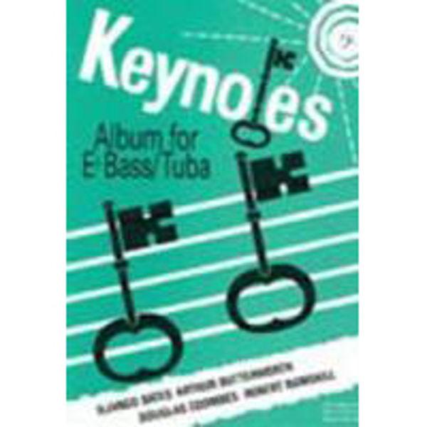 Keynotes Album BC, Tuba/Piano