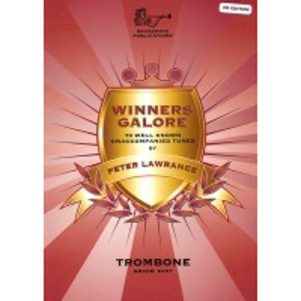 Winners Galore BC, Trombone med CD