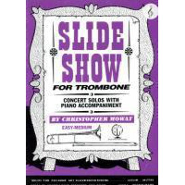 Slide Show TC, Trombone/Piano