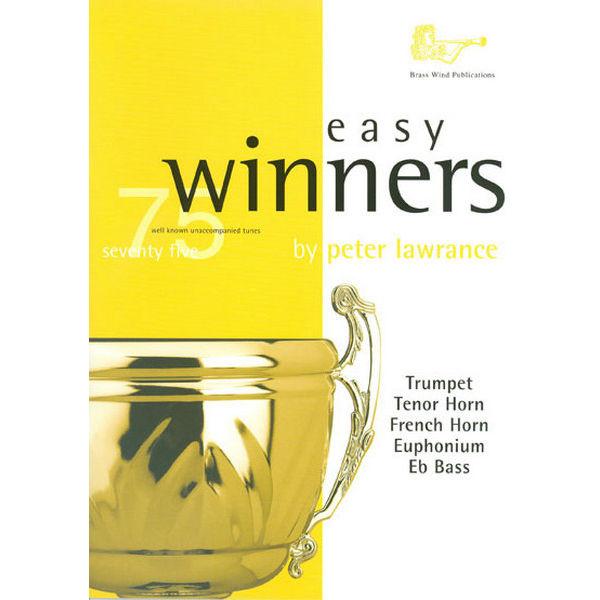 Easy Winners for Treble Brass, TC solo