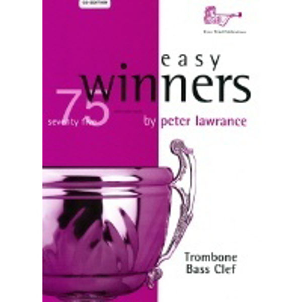 Easy Winners, Trombone BC incl. CD