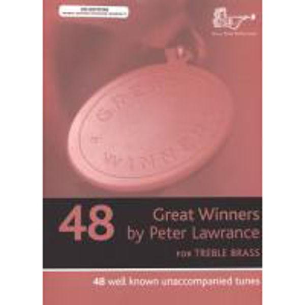 Great Winners Trumpet/Trombone/Euphonium, TC med CD