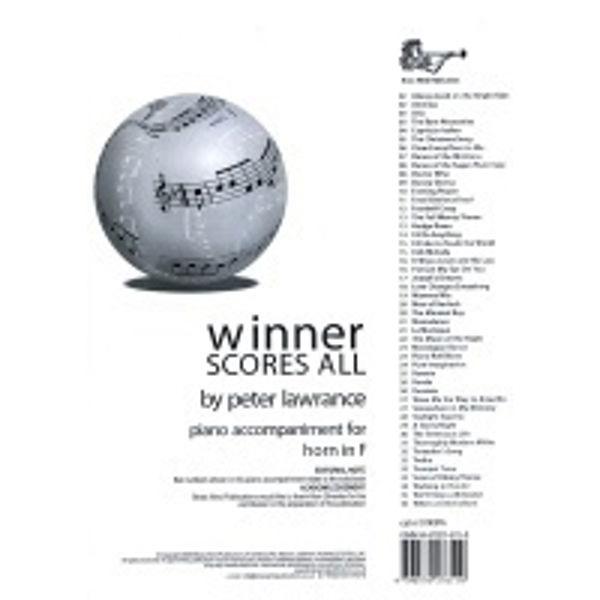 Winner Scores All, Pianoakkompagnement