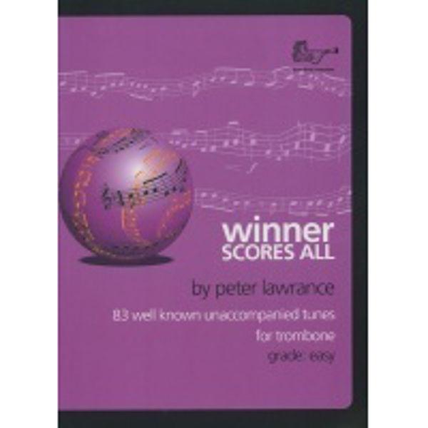 Winner Scores All for Trombone BC, Trombone solo