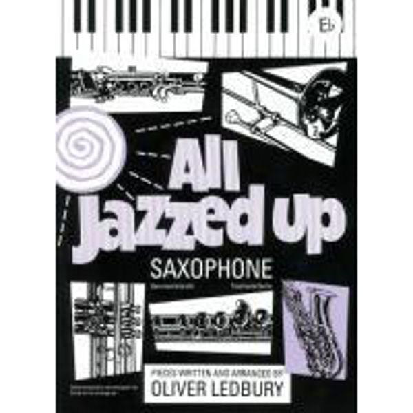 All Jazzed Up Altsaksofon - Ledbury, Saksofon/Piano