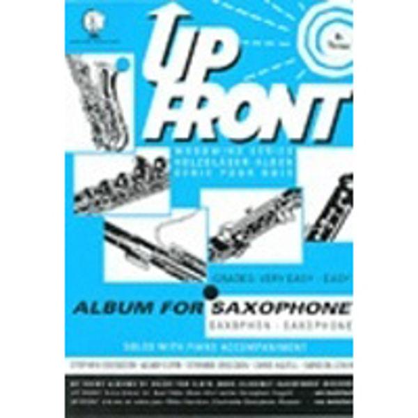 Up Front Album for Tenorsaksofon, Saksofon/Piano