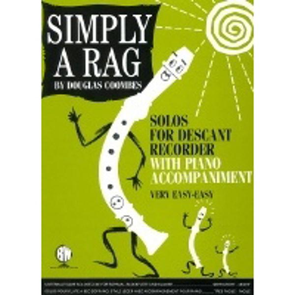 Simply a Rag, Recorder/Piano