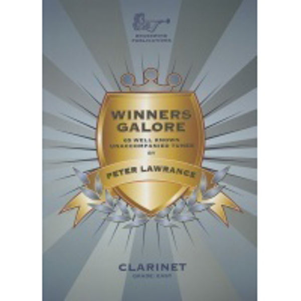 Winners Galore for Clarinet, Clarinet solo