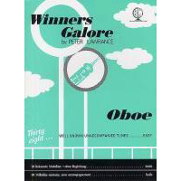 Winners Galore for Oboe, Oboe/Piano