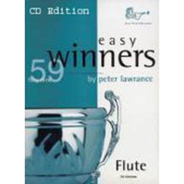 Easy Winners, Flute incl. CD