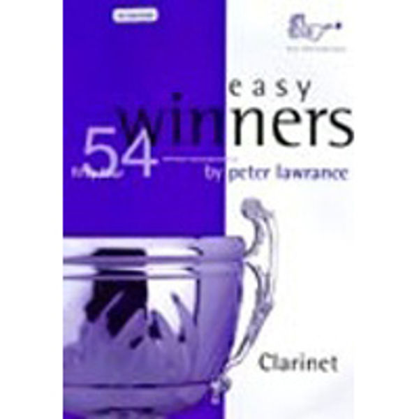 Easy Winners, Clarinet incl. CD