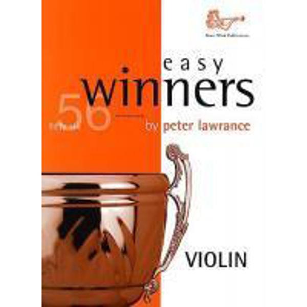 Easy Winners Violin, Violin solo