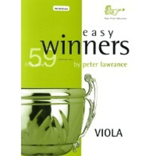 Easy Winners Viola, Viola med CD