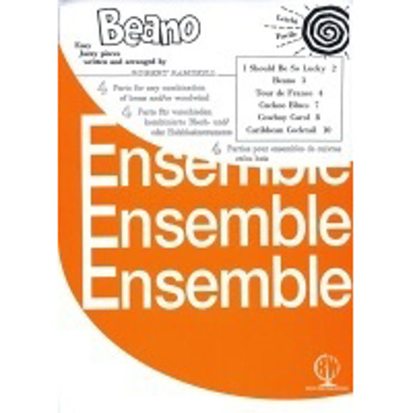 Beano, 4 parts flexible wind