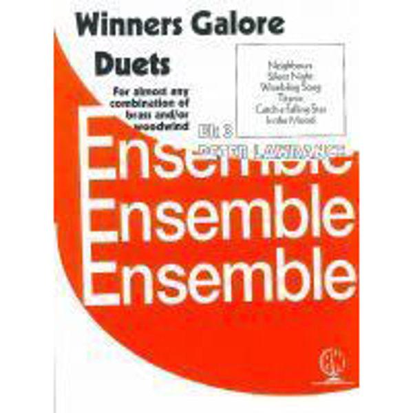 Winners Galore Duets Book 3, Flex Brass/Wind