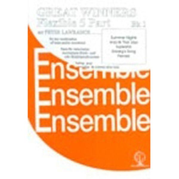 Great Winners Flexi Brass/Wind 5 Part Book 1