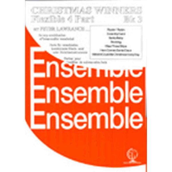 Christmas Winners Flexi Brass/Wind 4 Part Book 3