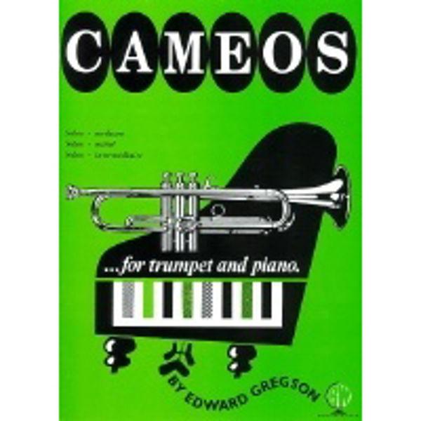 Cameos for Trumpet, Trumpet/Piano